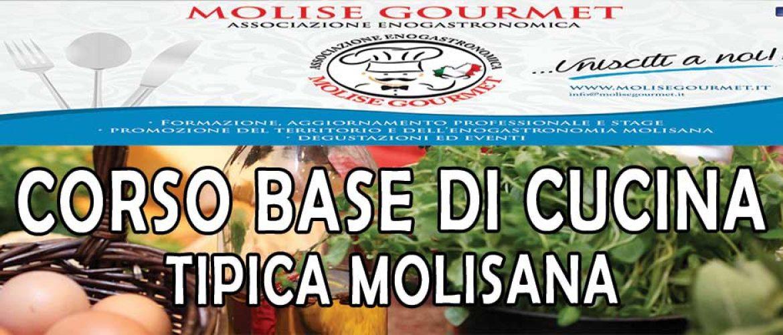 Corso base di cucina tipica molisana molise gourmet - Corso base di cucina ...