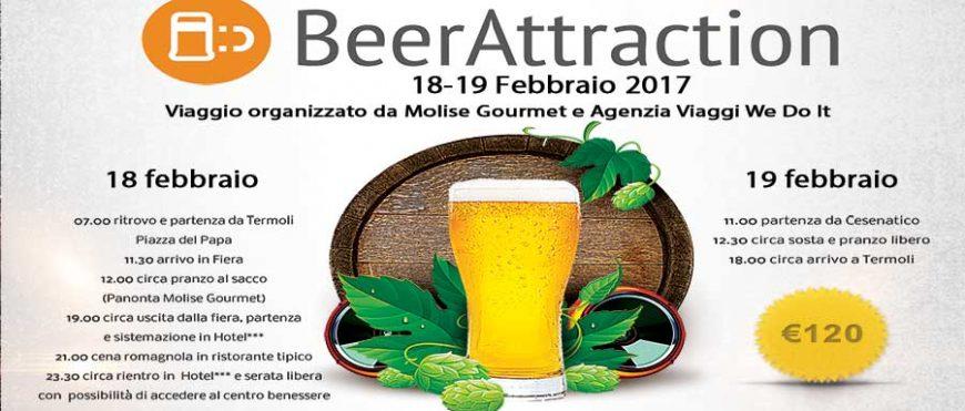 Beer attraction 2017