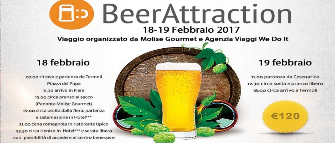 Beer attraction 2017