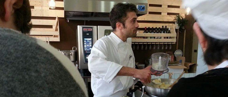 Japan style per il nuovo corso dello chef Trotta
