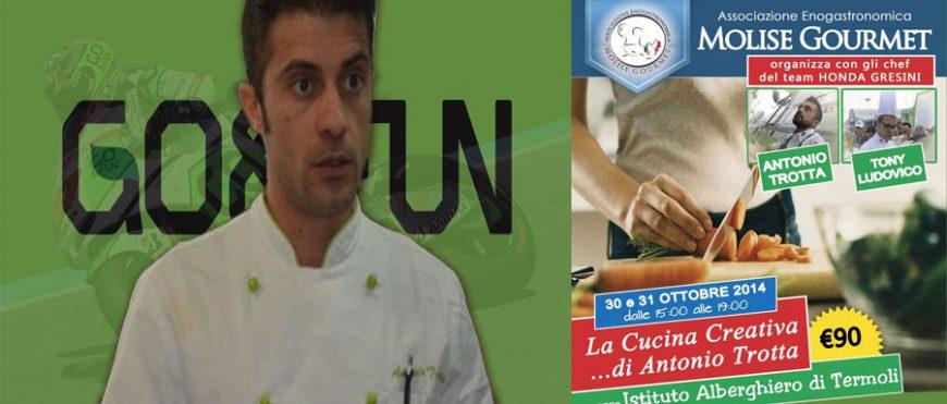 La cucina creativa di Antonio Trotta e Toni Ludovico