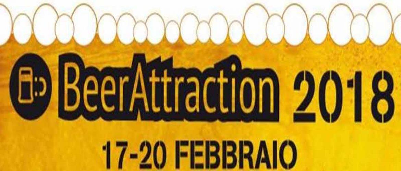 Andiamo a BeerAttraction 2018!