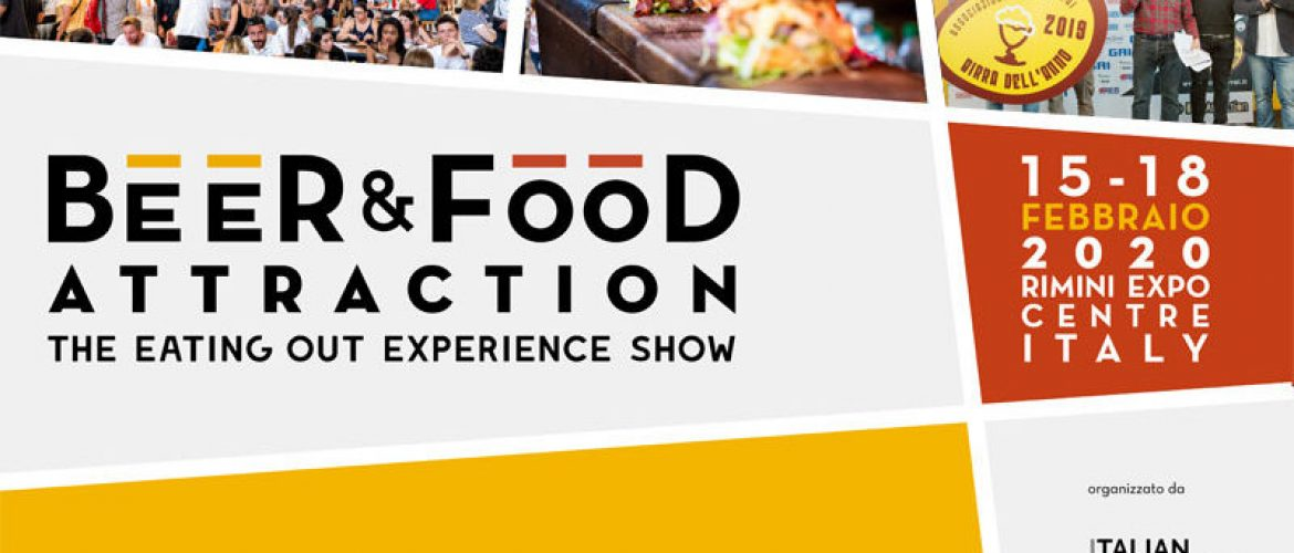 Beer&Food Attraction 2020