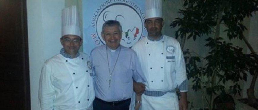 """Molise Gourmet prepara il buffet per """"Un paese per giovani"""""""