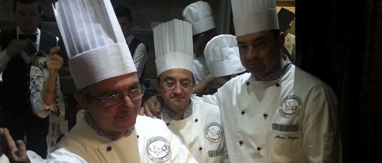 Molise Gourmet prepara la cena Iktus Onlus