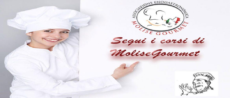 Attivati i corsi di cucina targati Molise Gourmet