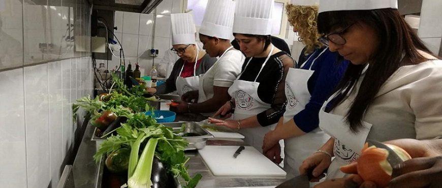 Aprile mese della formazione Molise Gourmet all'alberghiero di Termoli