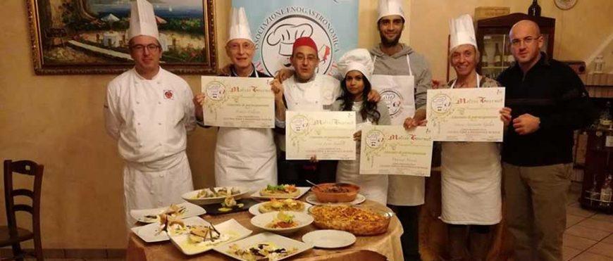 Terminato il corso di cucina regionale