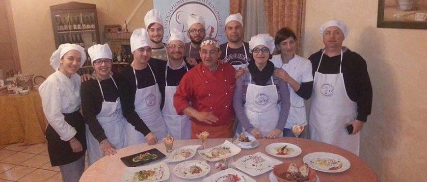 Corso di cucina regionale 2016, lezione 4