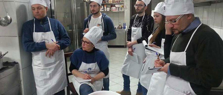 Corso di cucina regionale 2016, lezione 5
