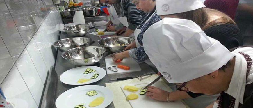 Corso di cucina regionale 2016, lezione 2