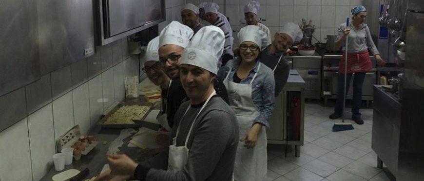 Corso di cucina regionale 2016, lezione 6