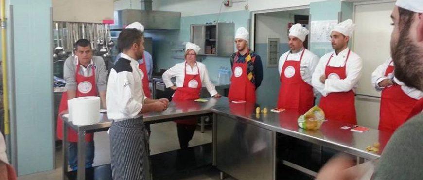 Che piatti con i maestri Antonio e Toni!
