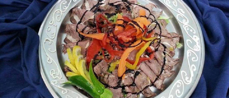 Girello di vitello dello chef Michele Pilla