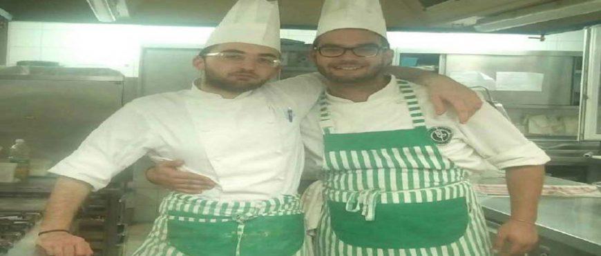 Dalla Carinzia i soci Giovanni Granchelli ed Emiliano Altieri