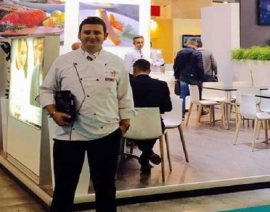 Vi presentiamo il nostro socio Lino Ferrone a Host2015