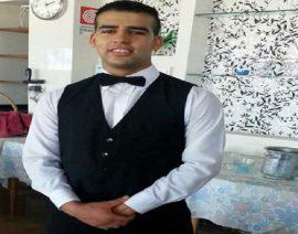 Il nostro socio Zakaria Nadi dall