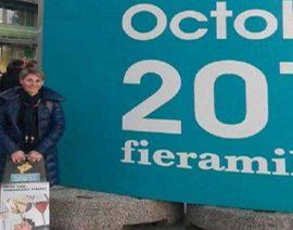La nostra socia Fabiana Di Rosso, docente F. di Svevia