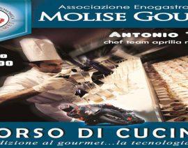 Corso di cucina con lo chef Antonio Trotta