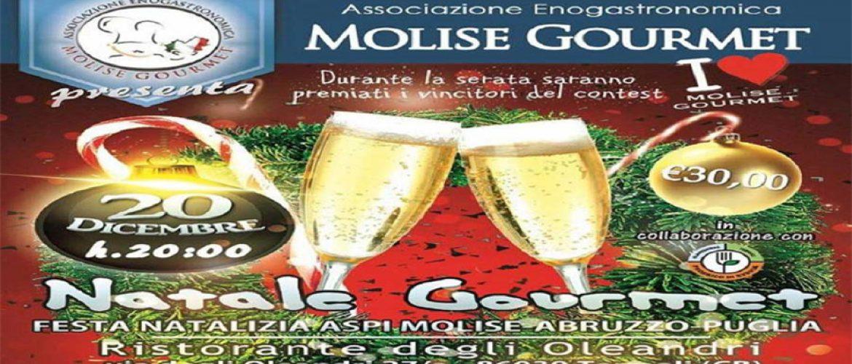 Molise Gourmet organizza Natale Gourmet