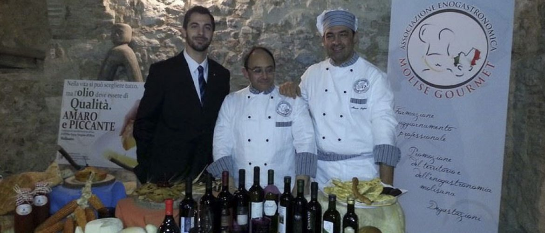 """Molise Gourmet a """"Borghi d'Italia"""""""