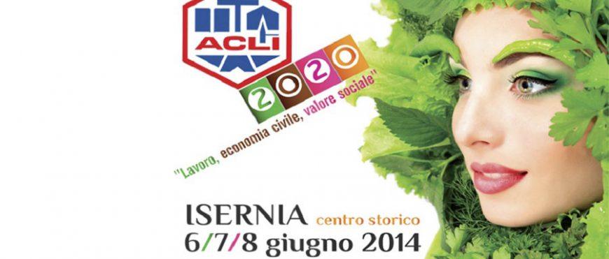 Molise Gourmet ad Isernia per ACLI 2020