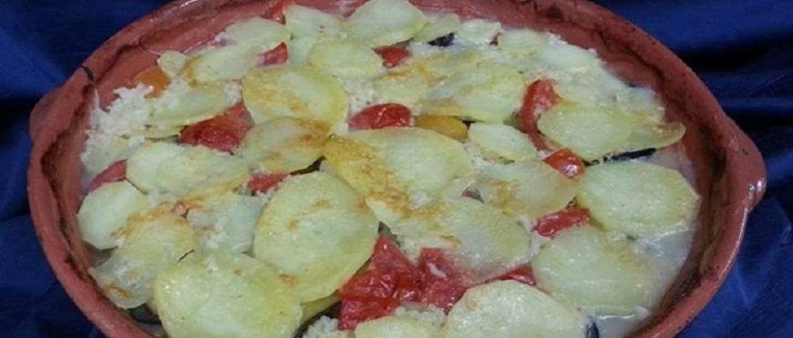 Riso, patate e cozze, l'ideale per una serata tra amici