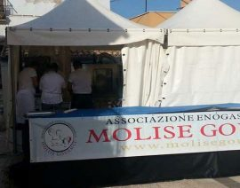 Cooking show di Molise Gourmet ad Agrisummer food