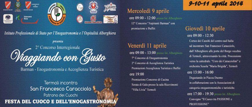 Festa del cuoco e dell'enogastronomia